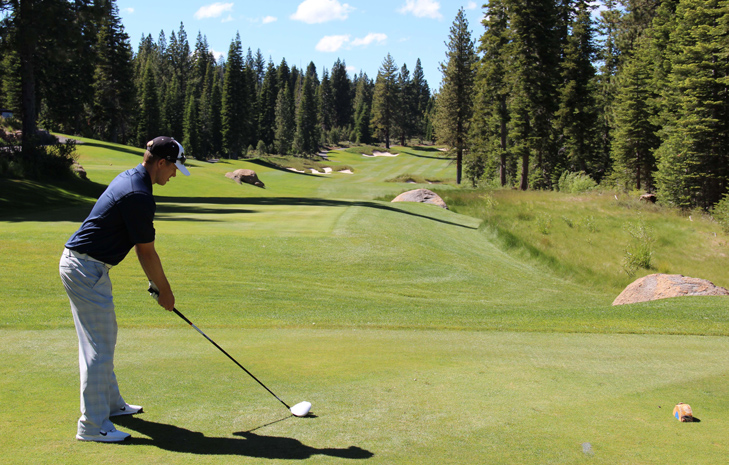 tahoe golf Picture, schaffers mill #14 photo