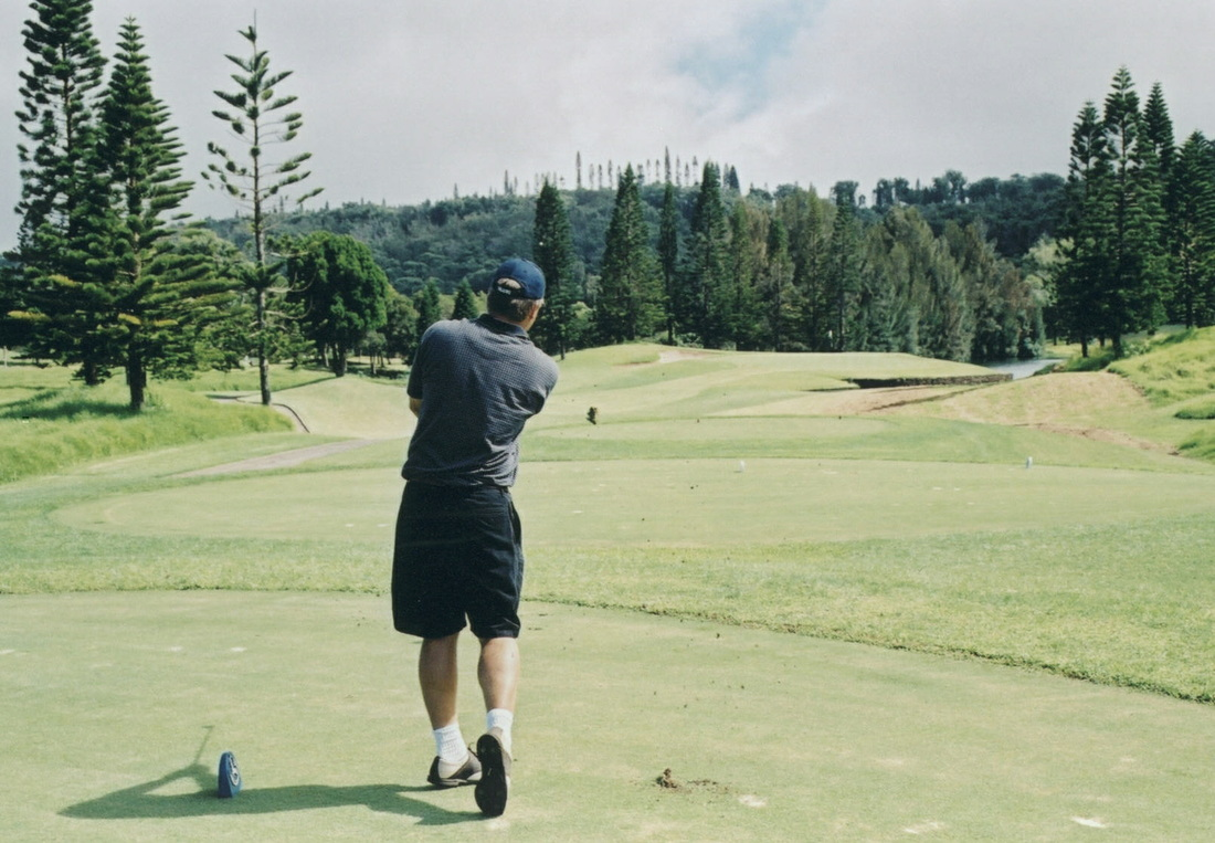 Lanai Golf Picture, Experience at Koele  #7 Photo