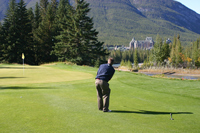 top canada golf Picture, top banff golf photo