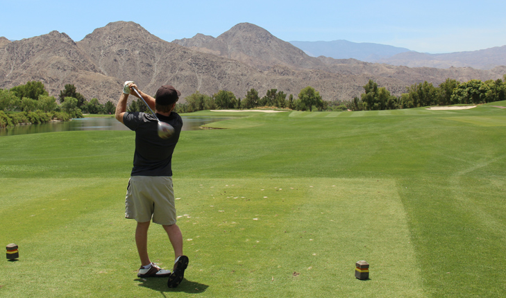 Palm Springs Golf Picture