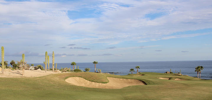 Cabo del Sol Best Golf Picture