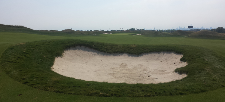 Trump Ferry Point Golf Review Picture
