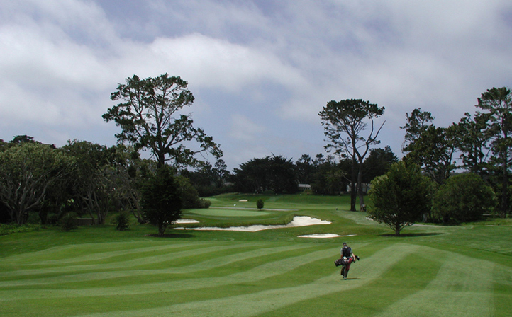 Pebble Beach Golf Review Photo