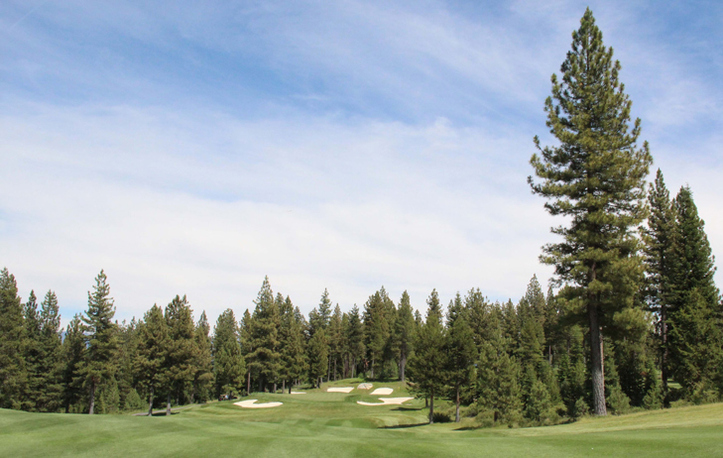 Truckee Golf Photo