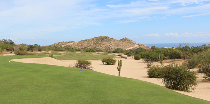 Cabo del Sol Golf Hole #3 Picture