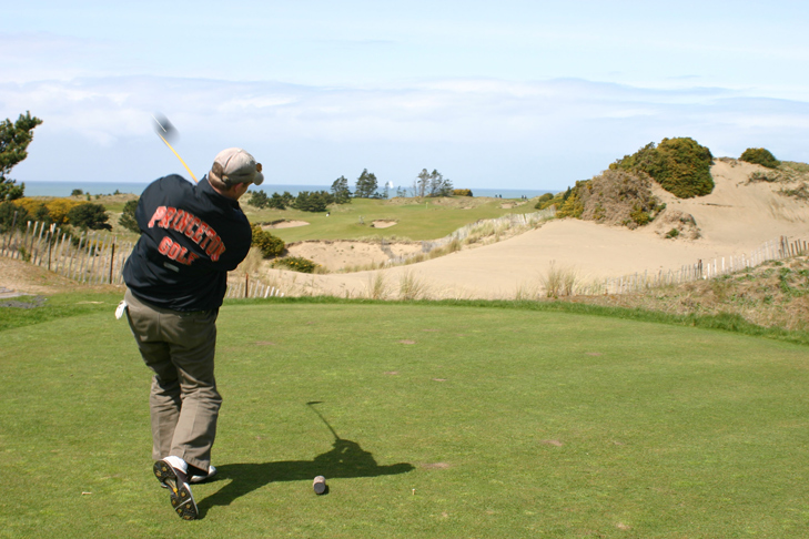 Bandon Picture, Pacific Dunes Picture, Oregon Golf Photo