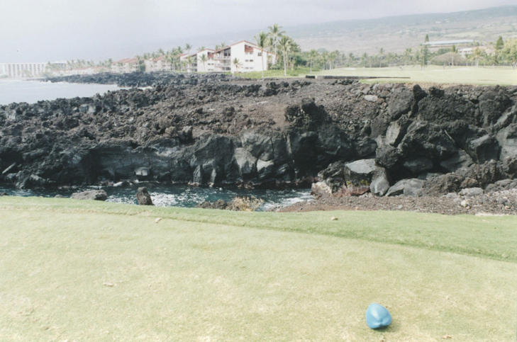 Kona Country Club #13 Picture, Big Island Golf Photo