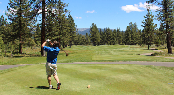tahoe golf Picture, schaffers mill #4 photo