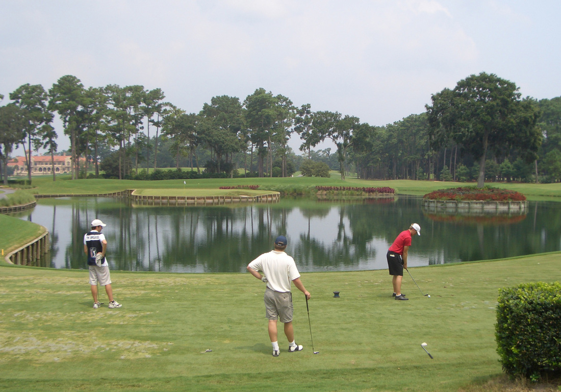 TPC Sawgrass Photo, TPC Sawgrass Golf Course Picture, Top Golf Course Photo, Top Golf Hole Photo, Ponte Vedra Golf Photo, Florida Golf Photo, Stadium Golf Photo