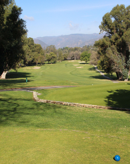 Ojai Golf Hole #13 Photo