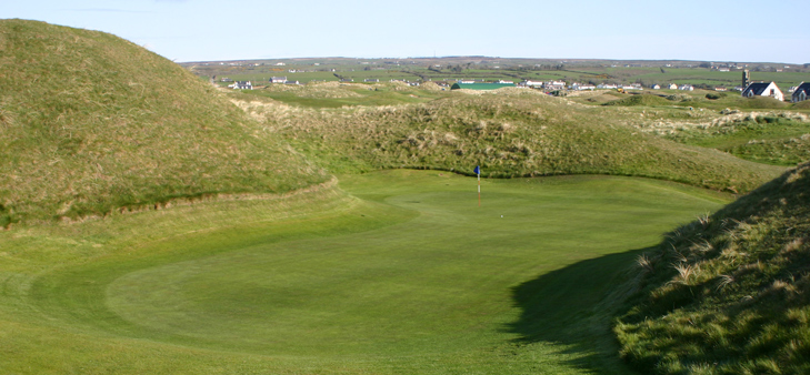 Lahinch Golf Club #5 Photo