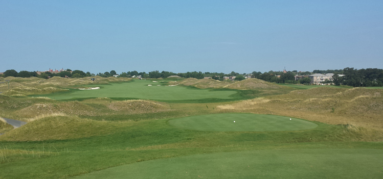 Trump Ferry Point Golf Course Review Picture