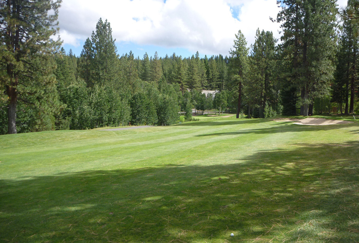 Northstar Golf Picture, Tahoe Golf Photo