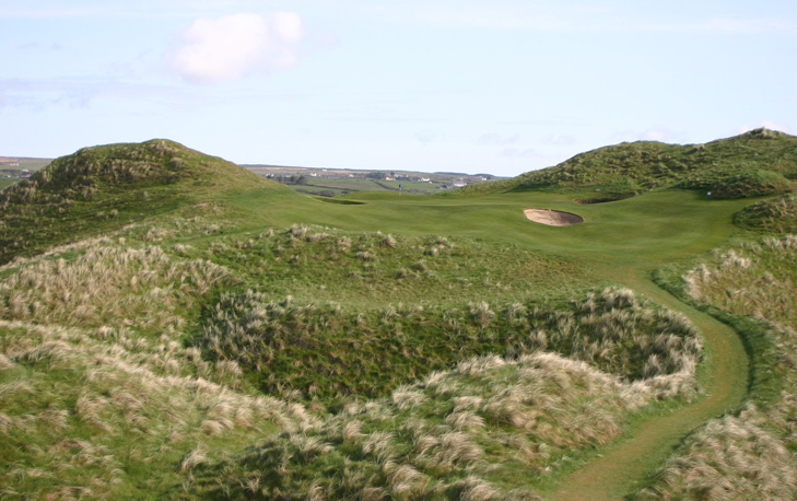 Lahinch Golf Club #8 Photo