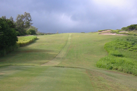 Maui Golf Picture, Plantation Course #4 Photo