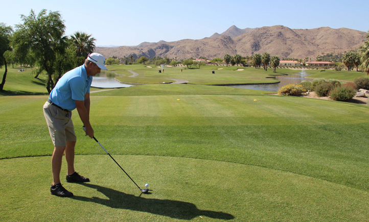 Tahquitz Creek Picture, Palm Springs Golf Photo