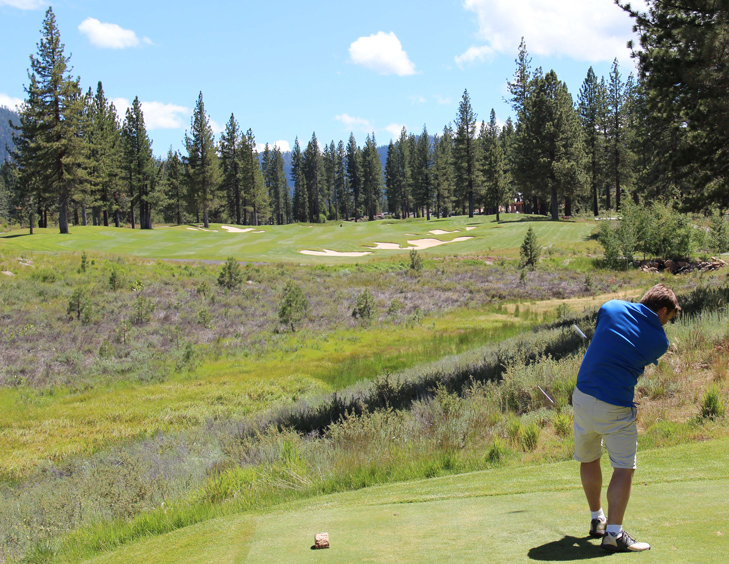 tahoe golf Picture, schaffers mill #8 photo