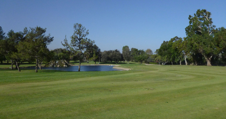 Elkins Ranch Hole #10 Picture