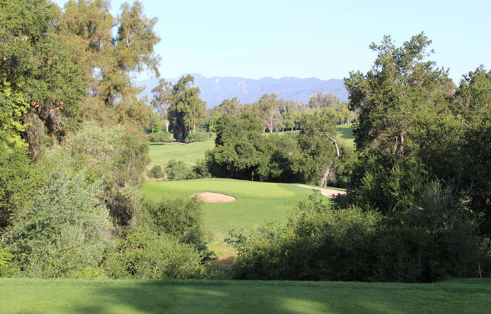 Ojai Golf Hole #3 Photo