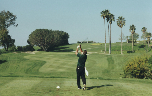 Saticoy Golf Hole #9 Review Picture