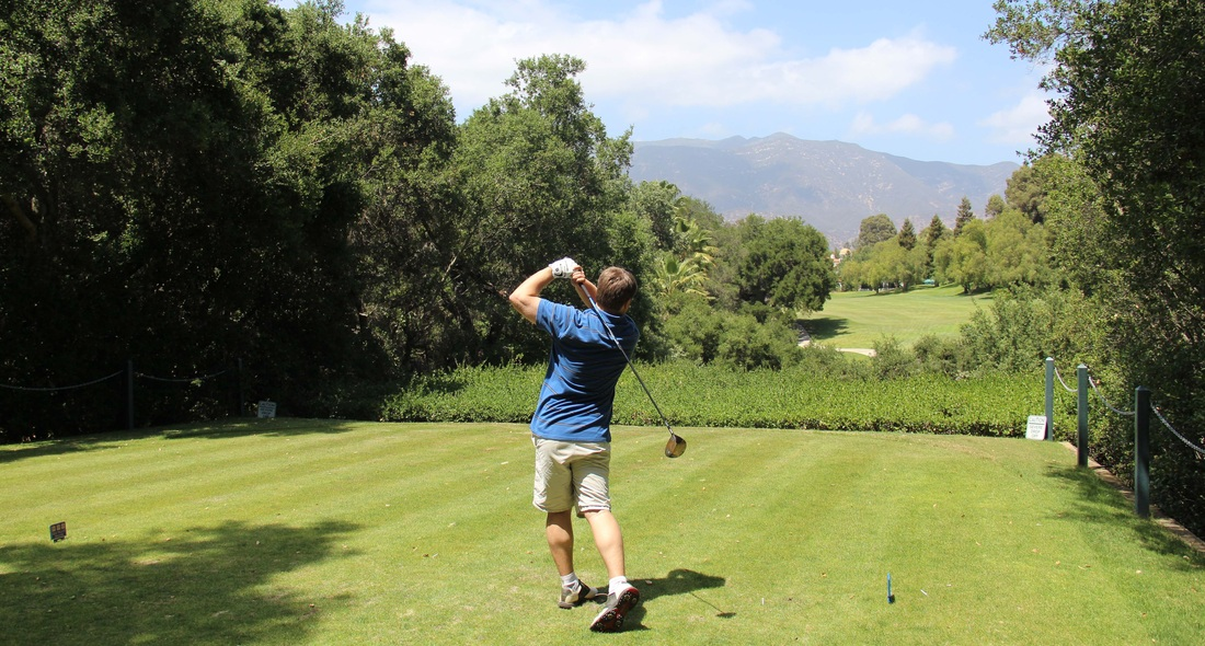 ojai golf Picture, ventura golf picture, ojai golf review photo, santa barbara golf review photo