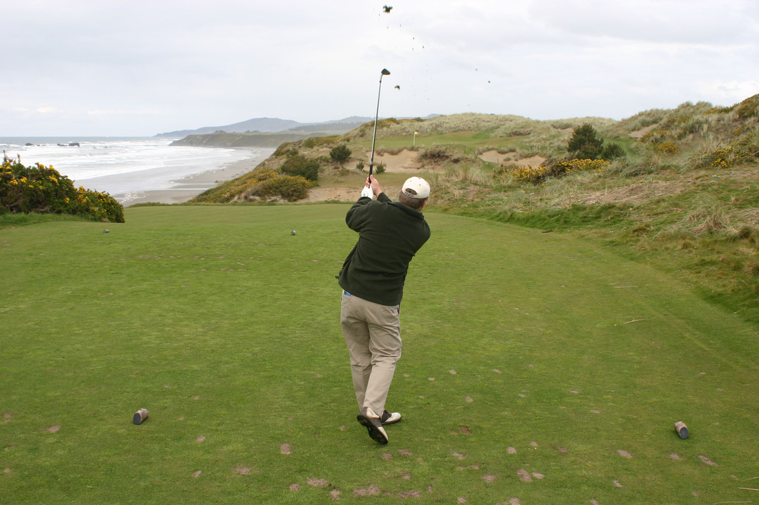 Pacific Dunes Photo, Pacific Dunes Golf Picture, Top Golf Course Photo, Top Golf Hole Photo, Bandon Dunes Golf Photo, Oregon Golf Photo