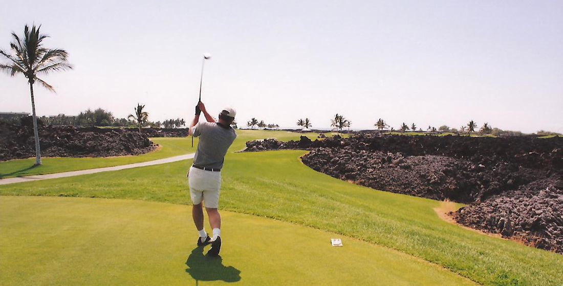 Mauna Lani #5 Picture, Big Island Golf Photo