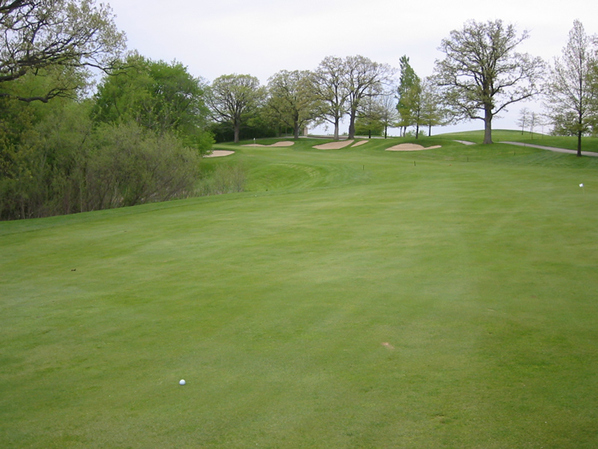 Cog Hill Hole #16 Review Picture