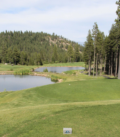 Top Truckee Golf Photo