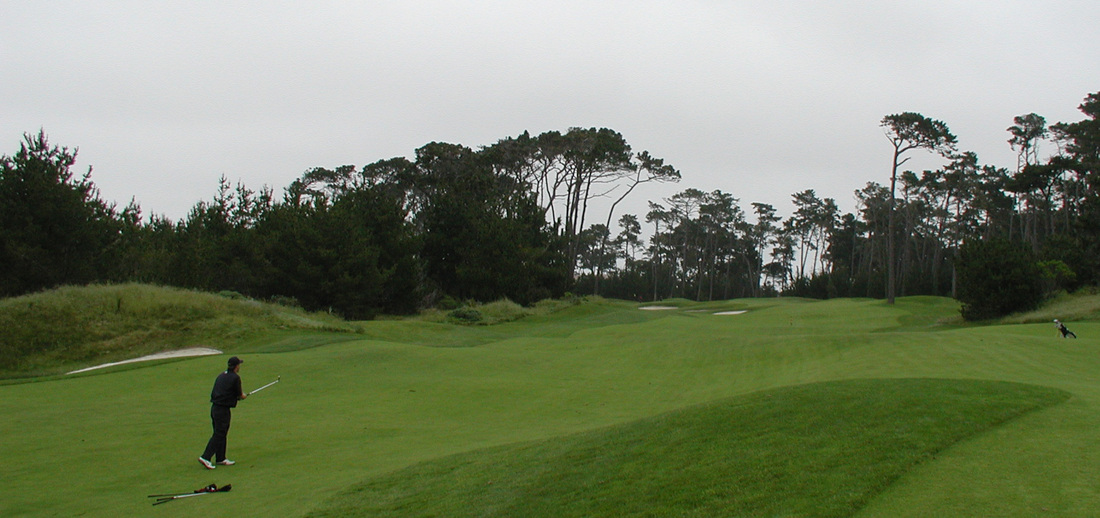 The Links at Spanish Bay Picture, Pebble Beach Golf Photo