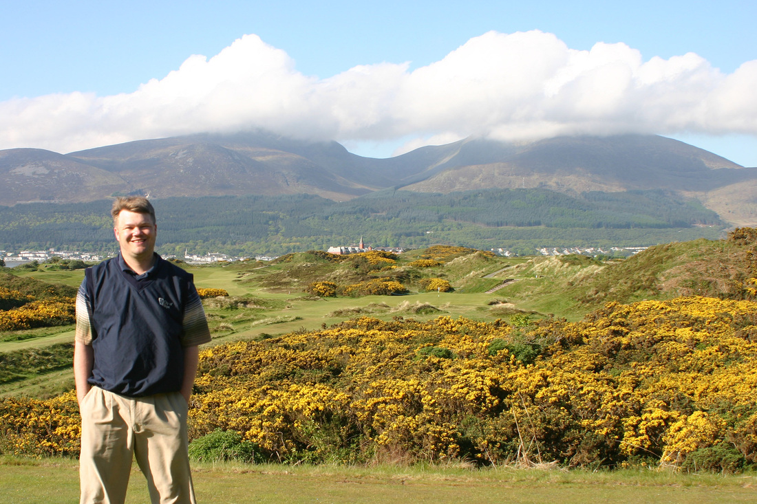 Royal County Down Photo, Royal County Down Golf Course Picture, Top Golf Course Photo, Top Golf Hole Photo, Northern Ireland Golf Photo, Ireland Golf Photo