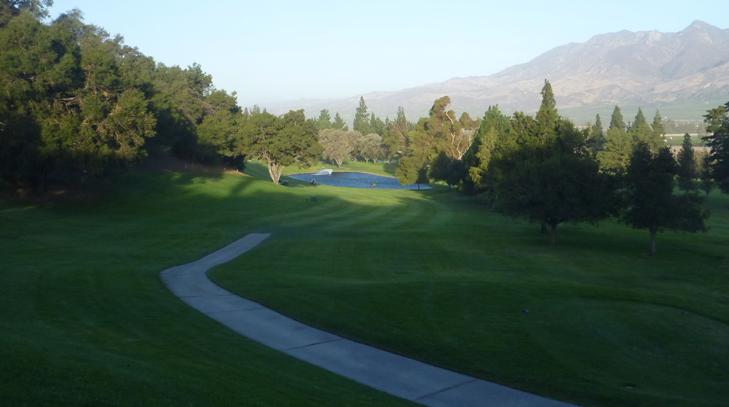 Elkins Ranch Hole #3 Picture