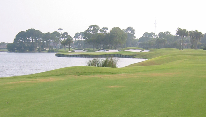 Sawgrass Country Club Hole #6 Photo