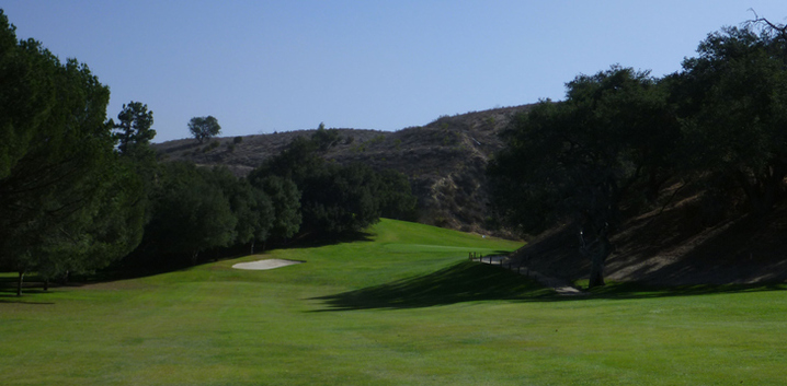 Elkins Ranch Golf Course #15 Picture