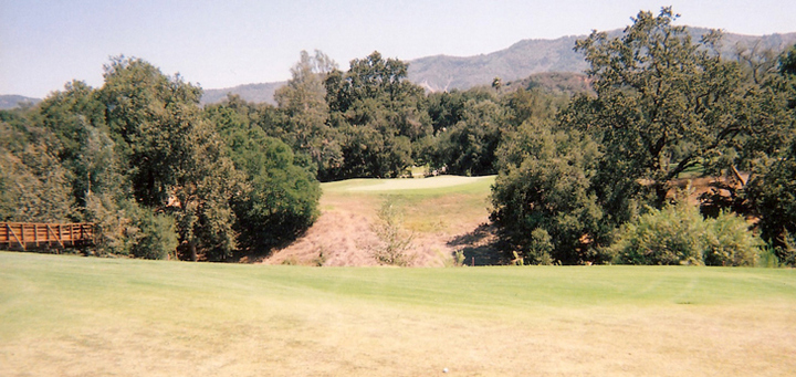 Ojai Valley Inn Golf Picture