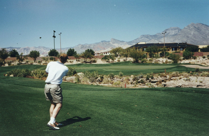 TPC Las Vegas #14 Picture, Vegas Golf course Photo