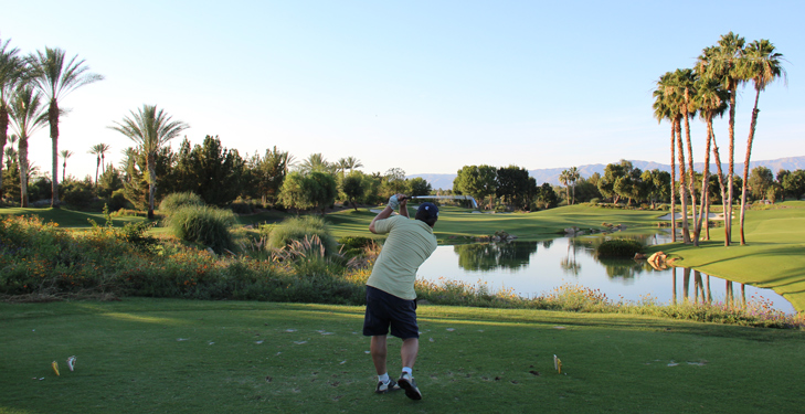 palm springs golf review Picture