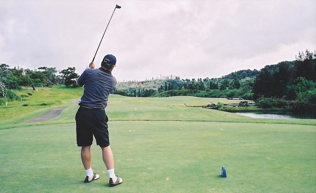 Lanai Golf Picture, Experience at Koele  #6 Photo