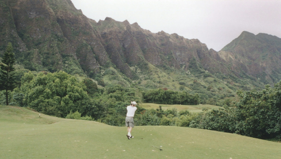 Oahu Golf Picture, Koolau Golf Photo