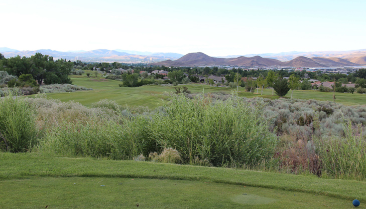 top reno golf photo, nevada golf review photo, reno golf review Picture, wolf run #18 photo