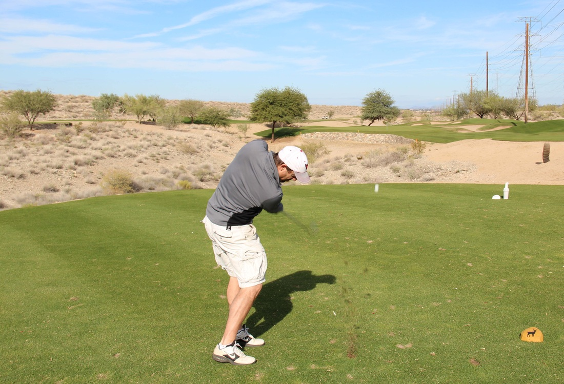 Arizona Golf Picture, McDowell Mountain Golf Course #8 Photo