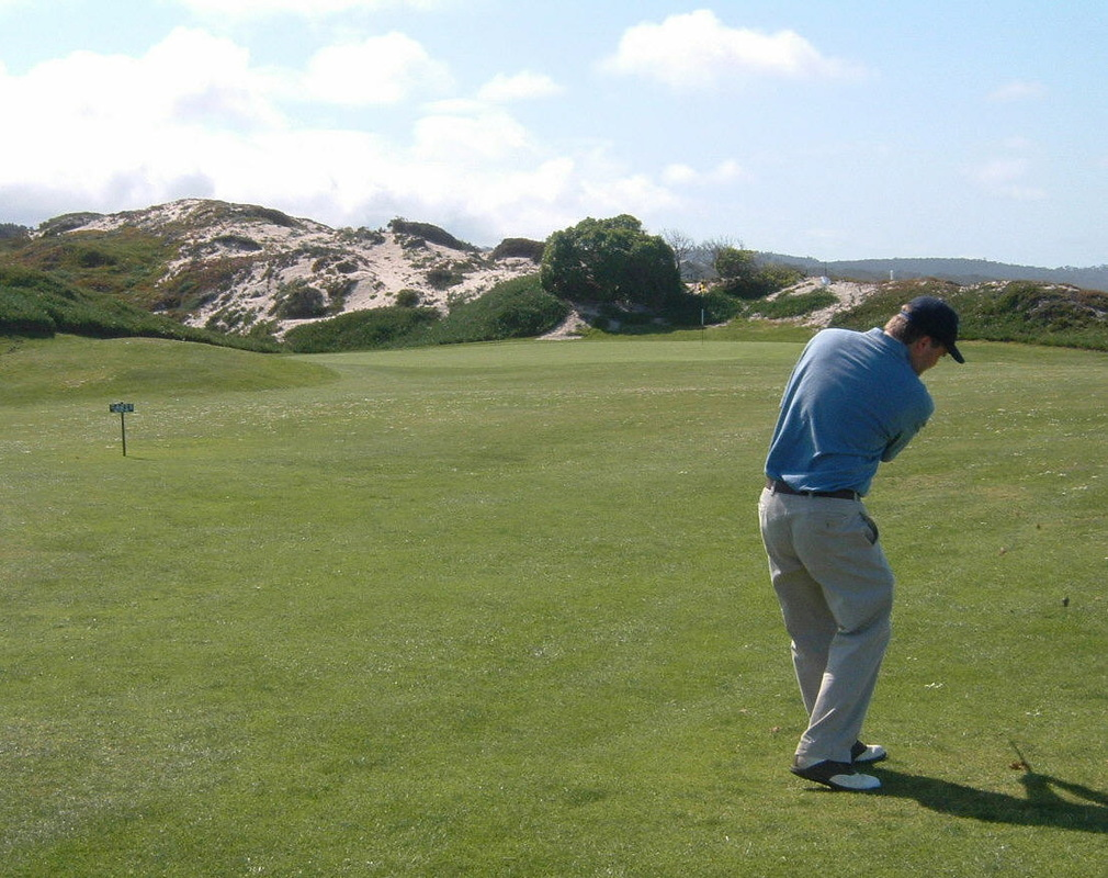 Pacific Grove Municipal  Picture, Monterey Golf Photo