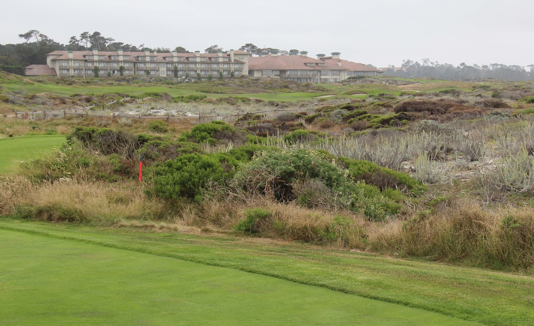 Spanish Bay Golf Hole #15 Picture