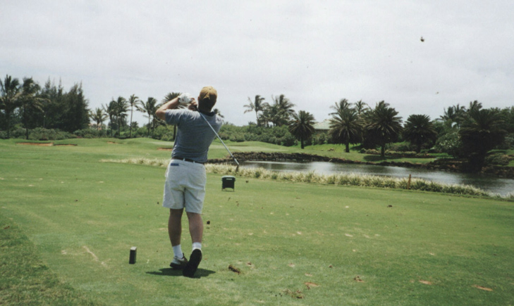 Poipu Bay Golf #7 Picture, Kauai Golf Photo