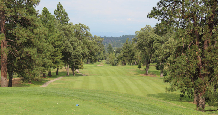 Pine Mountain Lake golf #10 Picture