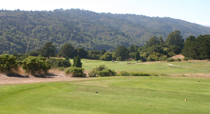 San Francisco Golf Picture, Crystal Springs Golf Photo, San Jose Golf Photo