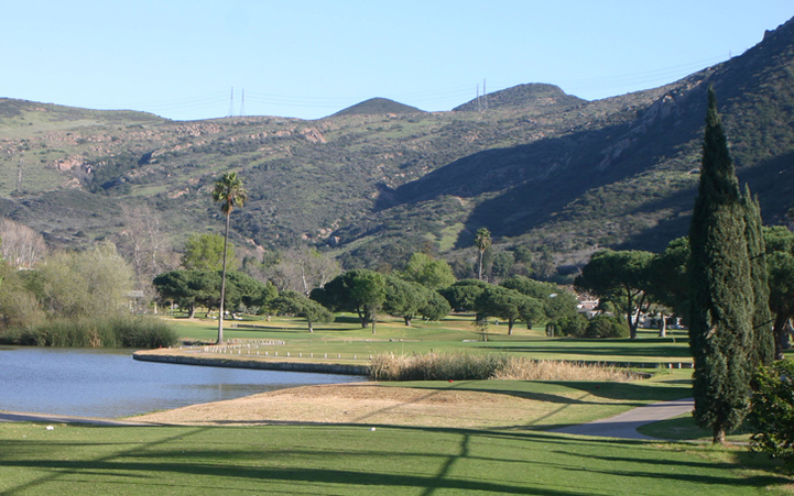 Camarillo Springs Golf Review Hole #18 Picture