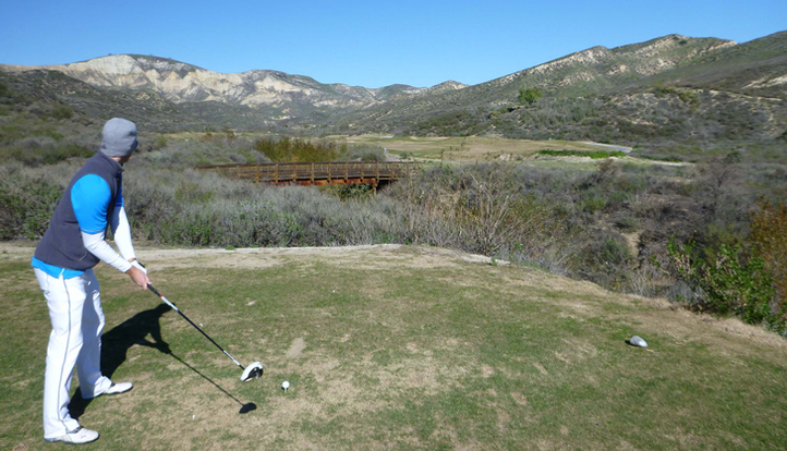 Lost Canyons Golf #9 Picture