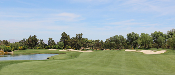 Indian Wells Golf Hole #9 Picture
