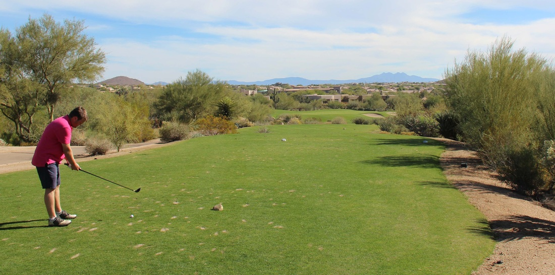 Troon North Golf Review Picture